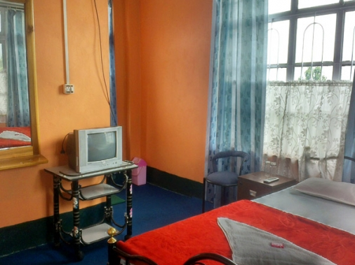 2 Bedded Rooms Non-AC Room