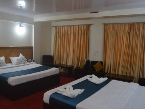 Family Suite Room Non-AC Room
