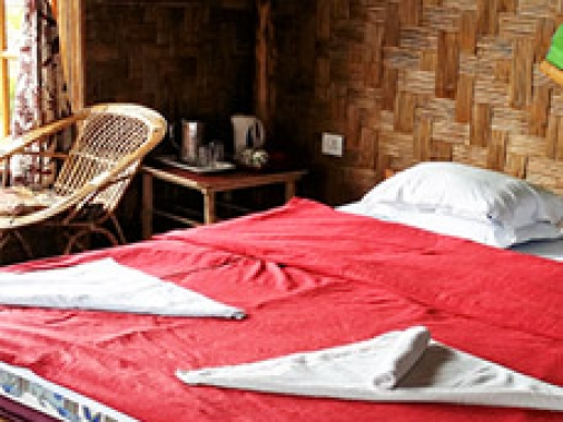 Book Non-AC Maidaan or Lily at Hilltop Rabong Resort, Sikkim
