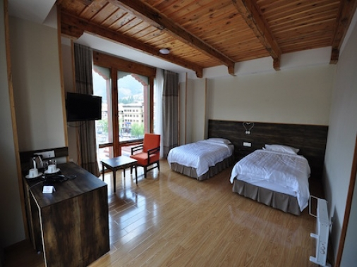 Book Non-AC Deluxe at Thimphu Tower, Bhutan