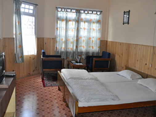 Double Bedroom with CP Non-AC Room