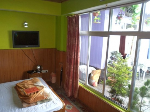 Book Non-AC DELUXE DOUBLE BED at Hotel Sweet Home, Darjeeling