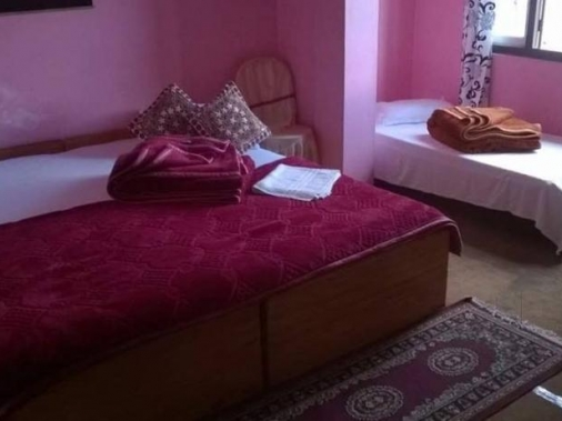 Super Deluxe Room with Four beded Non-AC Room