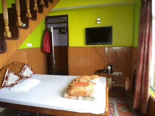 Book Non-AC EXECUTIVE DOUBLE BED at Hotel Sweet Home, Darjeeling